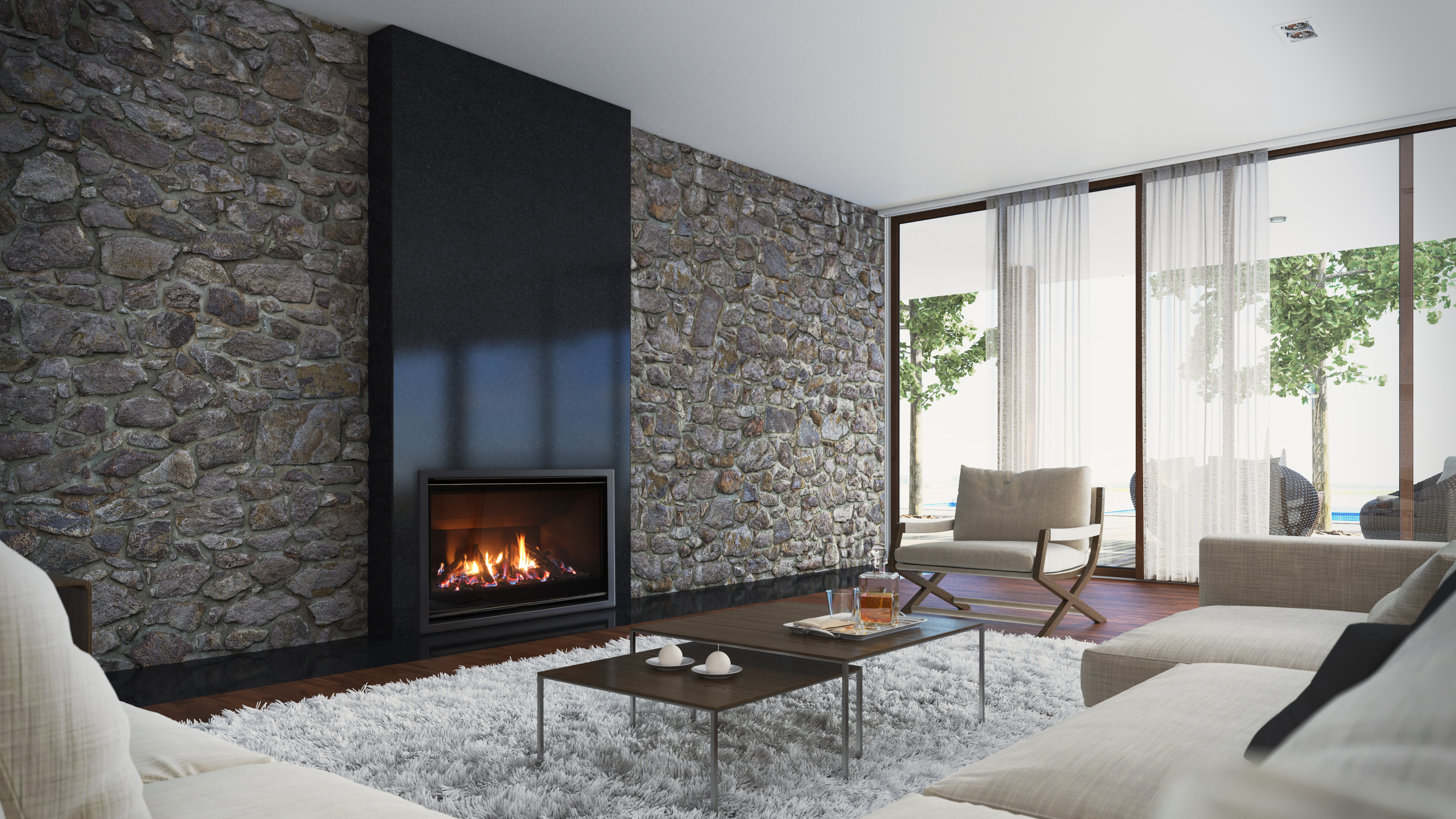 DF960 FIREPLACE