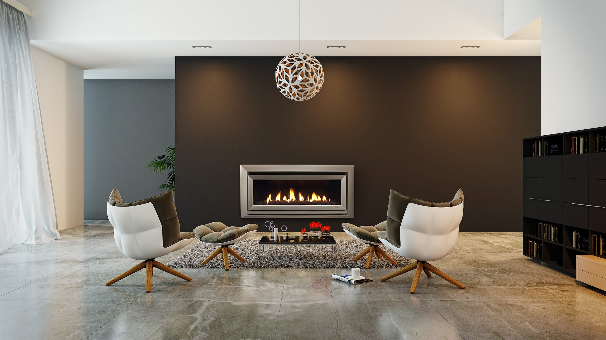 DL1100 FIREPLACE