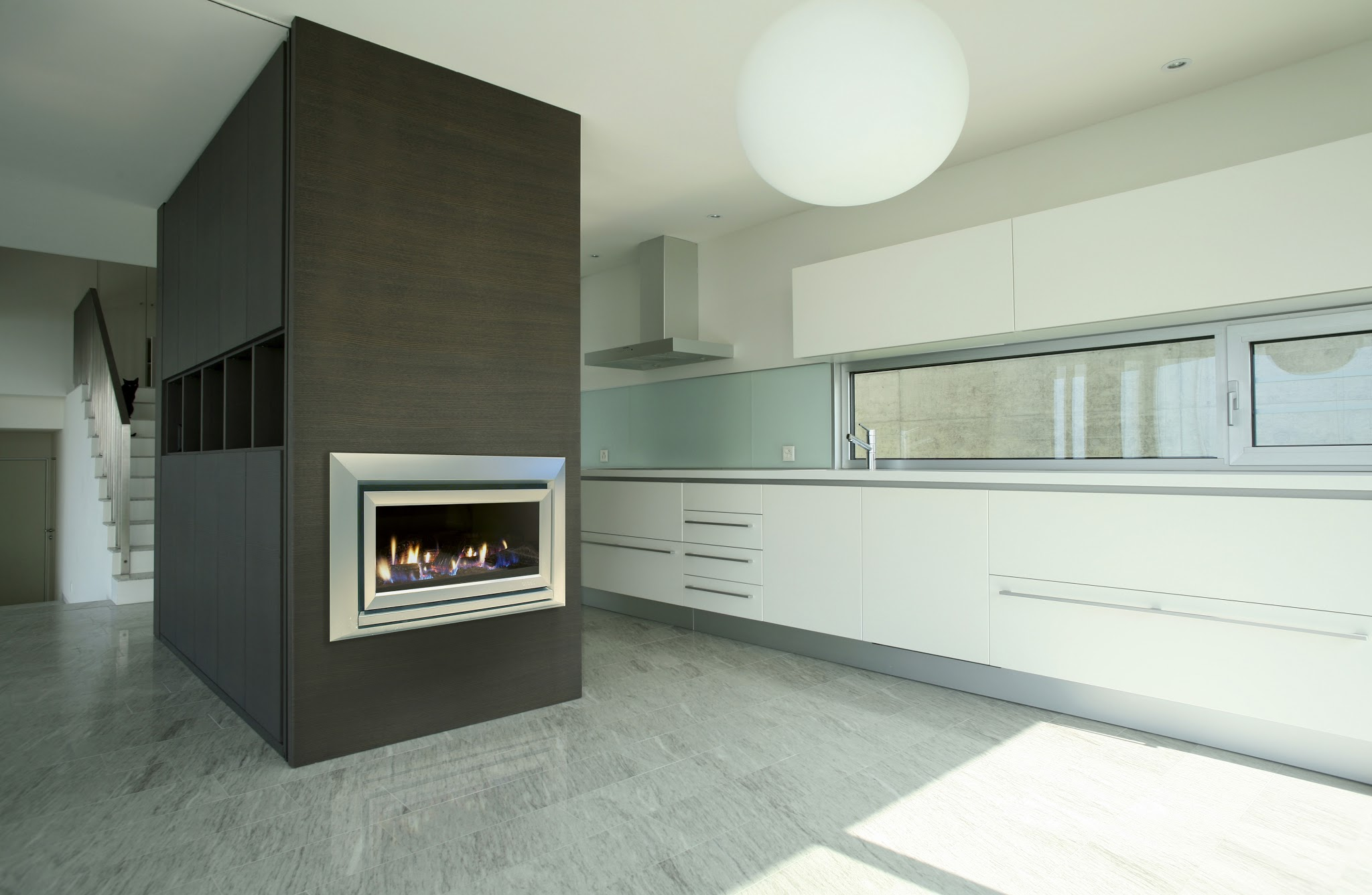 DL850 FIREPLACE