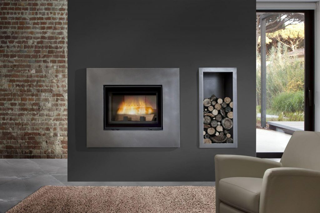 wood fireplace Sydney